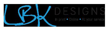 LBK Designs Logo