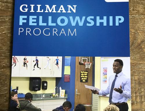 Gilman Fellowship Program Brochure