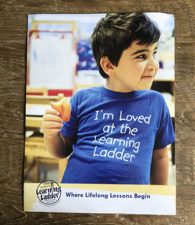 Learning Ladder Brochure