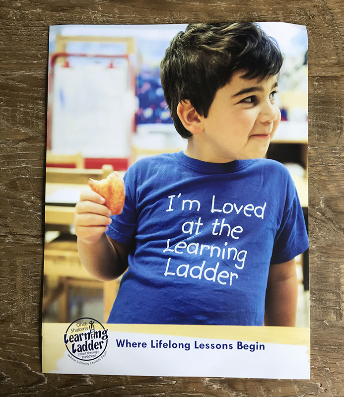 Learning Ladder Brochure/Folder