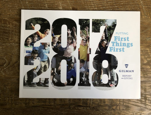 Gilman 2018 Annual Report
