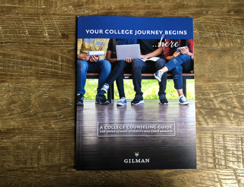 College Counseling Guide for Gilman