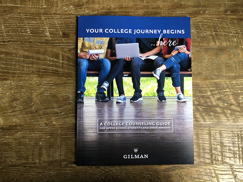 Gilman College Counseling Guide