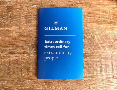 Gilman – Extraordinary