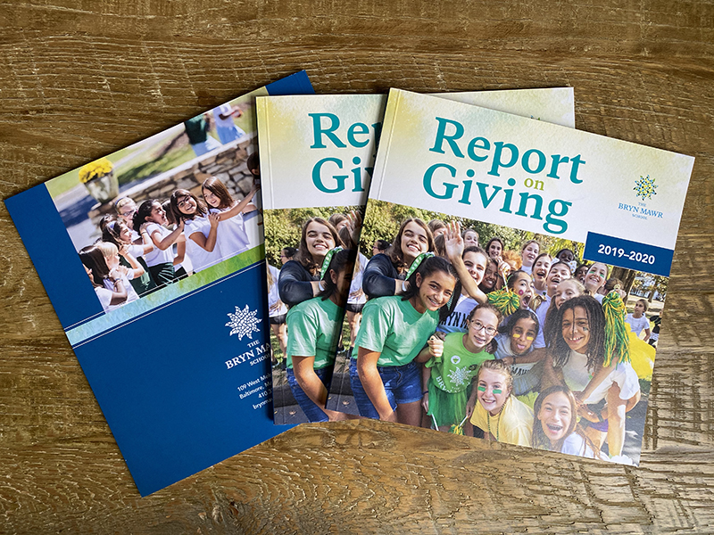 Bryn Mawr Report on Giving 2020