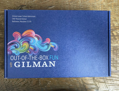 Gilman Out of the Box Fun